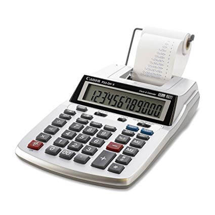 Adding Machine Register and Calculator Rolls